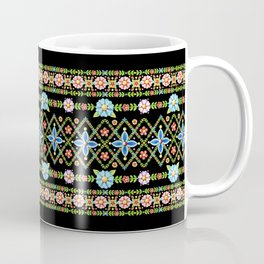 Gypsy Boho Chic Stripe Coffee Mug