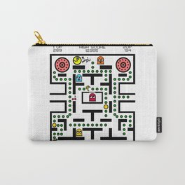 NeW PaCmAN Carry-All Pouch
