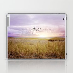 sometimes the dreams Laptop & iPad Skin
