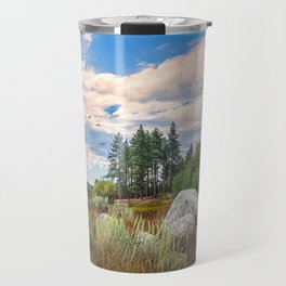 Tahoe The Beautiful Travel Mug