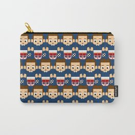 Football Soccer France Carry-All Pouch