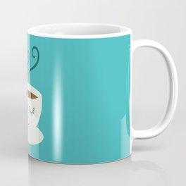 Tea is a Journey Coffee Mug