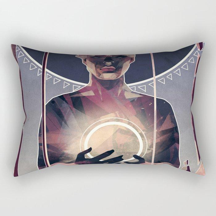 Götterdämmerung Rectangular Pillow