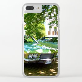 """Sunday Afternoon III"" by ICA PAVON Clear iPhone Case"