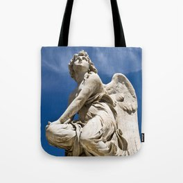 WHITE ANGEL - Sicily - Italy Tote Bag