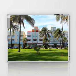 Retro Miami Laptop & iPad Skin