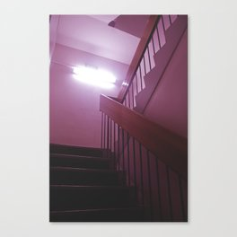 Strip Club Canvas Print
