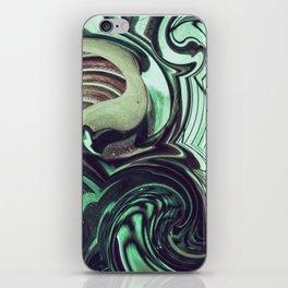 Webz iPhone Skin