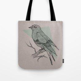Bird Fascination Tote Bag