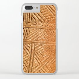 Southwest style Clear iPhone Case