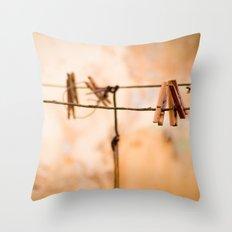 pegit! Throw Pillow