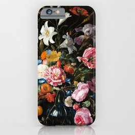 Still Life Floral #2 iPhone Case