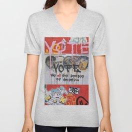 Vote Unisex V-Neck
