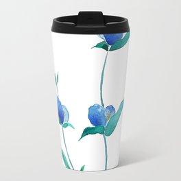 spreading dayflower Travel Mug