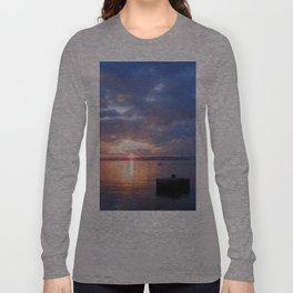Open Sea Long Sleeve T-shirt