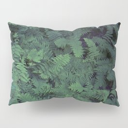 Fern Leaf Pattern Pillow Sham