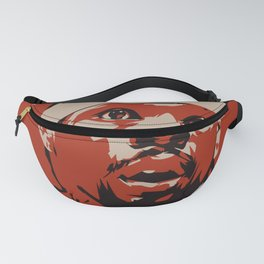 """Iverson """"The Answer"""" Fanny Pack"""