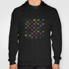 Dirty Laundry XL - in a Louis-V-Style - Living Hell Hoody