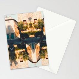 La Rue Provençale Photographic Pattern #2 Stationery Cards