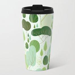 Lush Forest - Day Palette Travel Mug