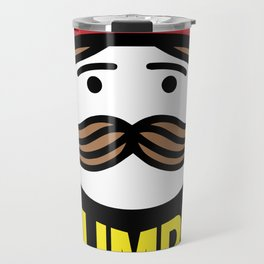 Plumber Potato Chips Travel Mug