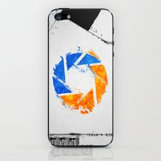 Aperture Vandal iPhone & iPod Skin