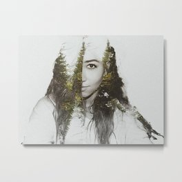 Entelechy Metal Print