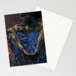 Vrubel Demon Stationery Cards