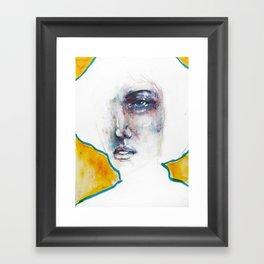 Uncertain Hour Before Morning Framed Art Print