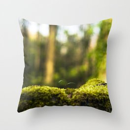 Photo-Shoot Throw Pillow