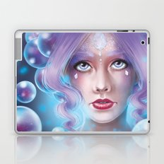 Lady Bubble Laptop & iPad Skin