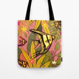 Angelfish #3 Tote Bag