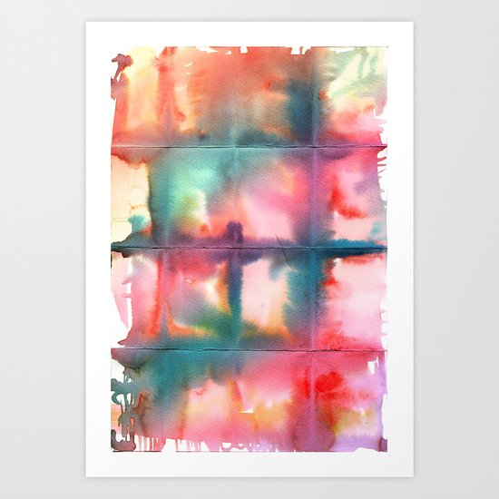 Wanderlust 5 Art Print