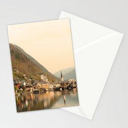 Hallstatt, Austria Stationery Cards