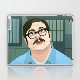 Mindhunter Ed Kemper Laptop & iPad Skin