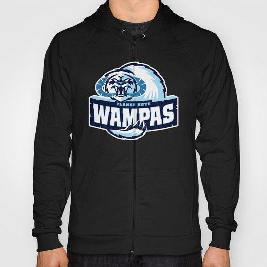 Planet Hoth Wampas - Blue Hoody