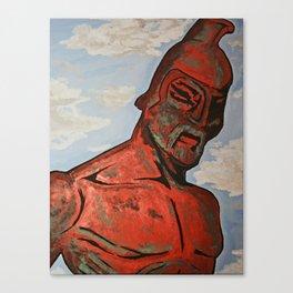 Talos of Jason and the Argonauts Canvas Print
