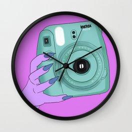 instax Wall Clock