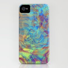 Like Fire and Ice iPhone (4, 4s) Slim Case