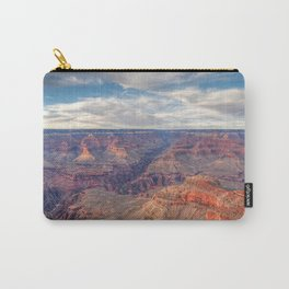 Grand Canyon Evening Display Carry-All Pouch