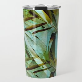Monstera & Palm Travel Mug