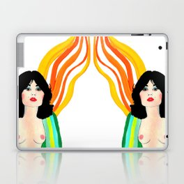 Seventies Lust Laptop & iPad Skin