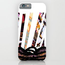 Land Lines iPhone Case