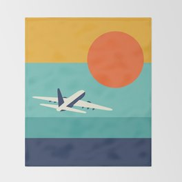 Fly Away Throw Blanket