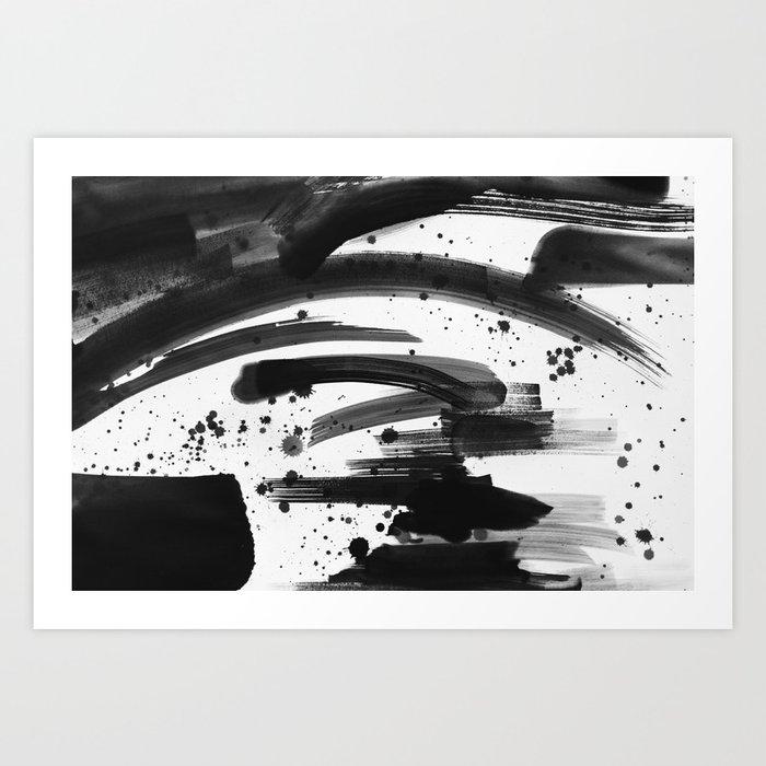 Feelings #4 Art Print