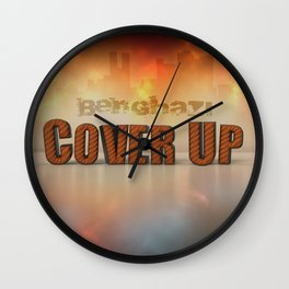 Benghazi Cover Up Wall Clock