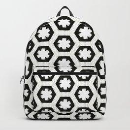 Moroccan Tile Backpack