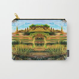 Garden of Riches Carry-All Pouch
