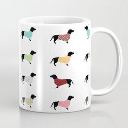 Dachshund - Sweaters #502 Coffee Mug