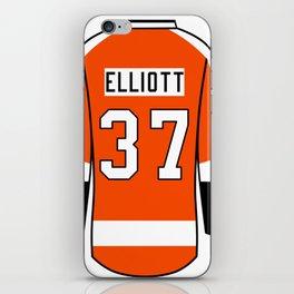 Brian Elliott Jersey iPhone Skin